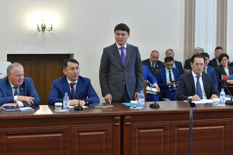 Руслан Алишев назначен заместителем акима Северо-Казахстанской области