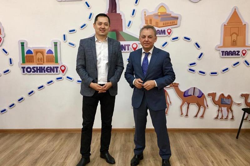 Туристский информационный центр для посещения южных регионов Казахстана открыли в Ташкенте