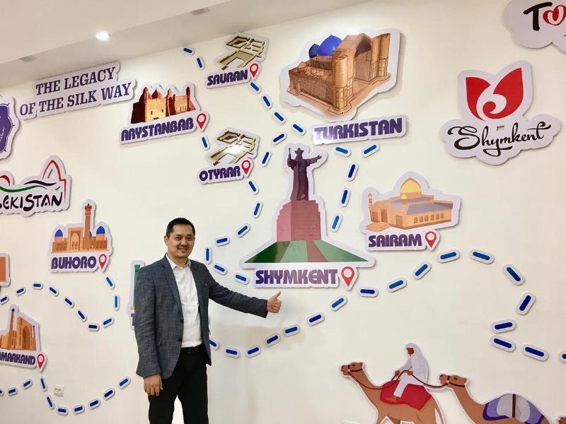 Қазақстан мен Өзбекстанның туристік өнімдері бір ортақ брендпен біріктіріледі