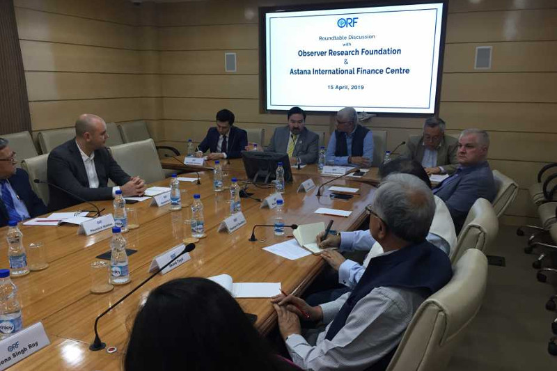 AIFC hosts round table discussions in New Delhi and Mumbai