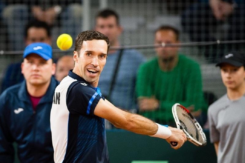Михаил Кукушкин улучшил свои позиции в рейтинге ATP