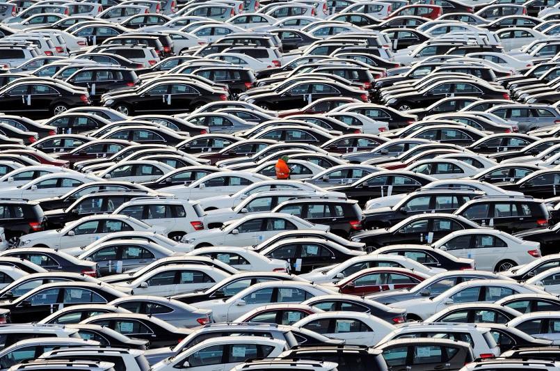 На 13,7% выросло количество зарегистрированных легковых авто в Казахстане