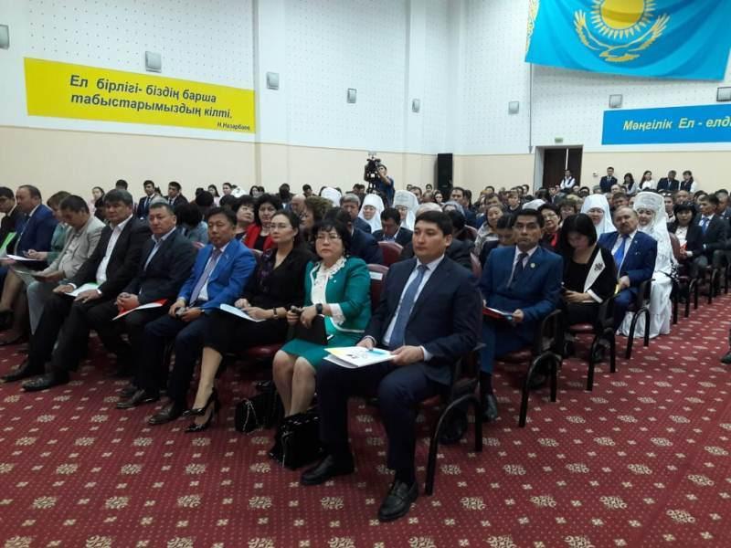 Шымкентте «Nur Otan» партиясы филиалының конференциясы өтті