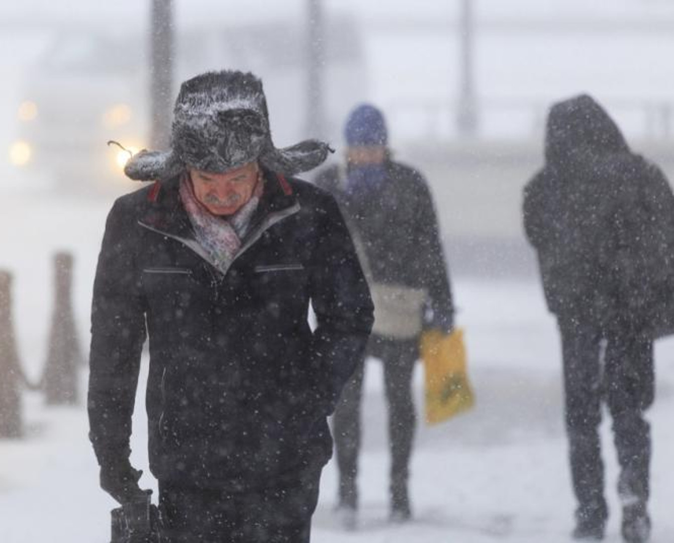 Cold snap to grip Kazakhstan in next 3 days