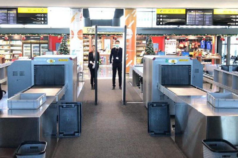 Усиленные меры безопасности в аэропортах Казахстана продлятся до 10 мая