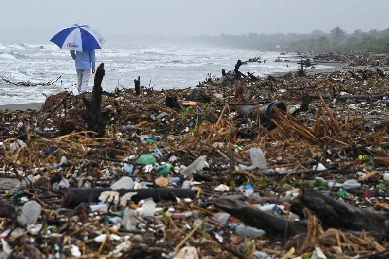 新研究显示北大西洋塑料垃圾显著增加
