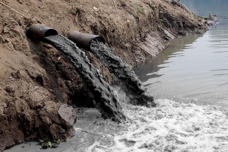 Қарағанды облысында өнеркәсіптік қалдықтарды далаға төккен фабрикаға тексеру жүргізілуде