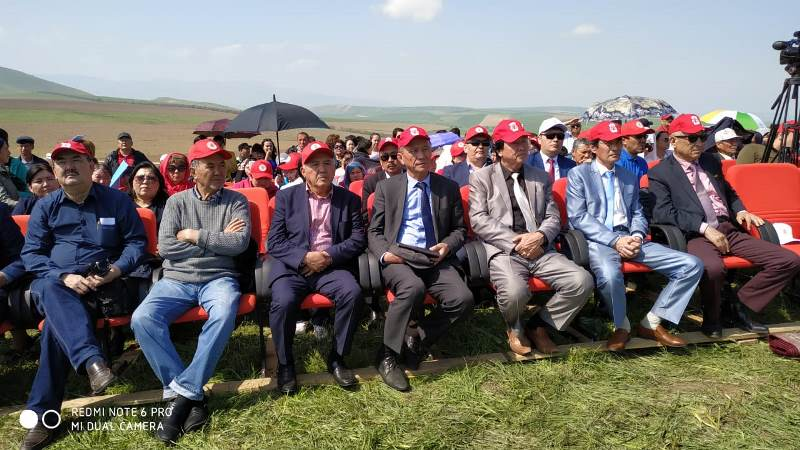 Tulip Festival kicks off in Kazakhstan