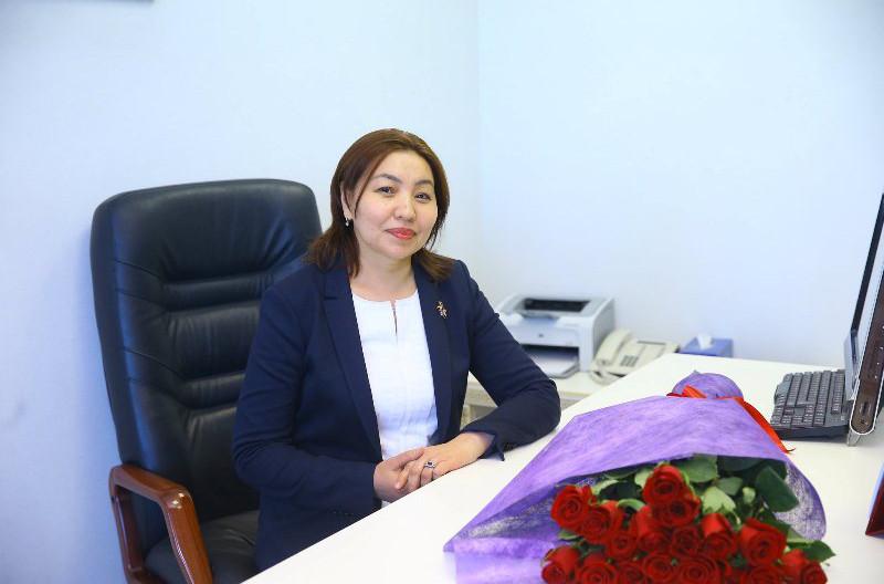 Бибигуль Жексенбай возглавила телеканал «Астана»