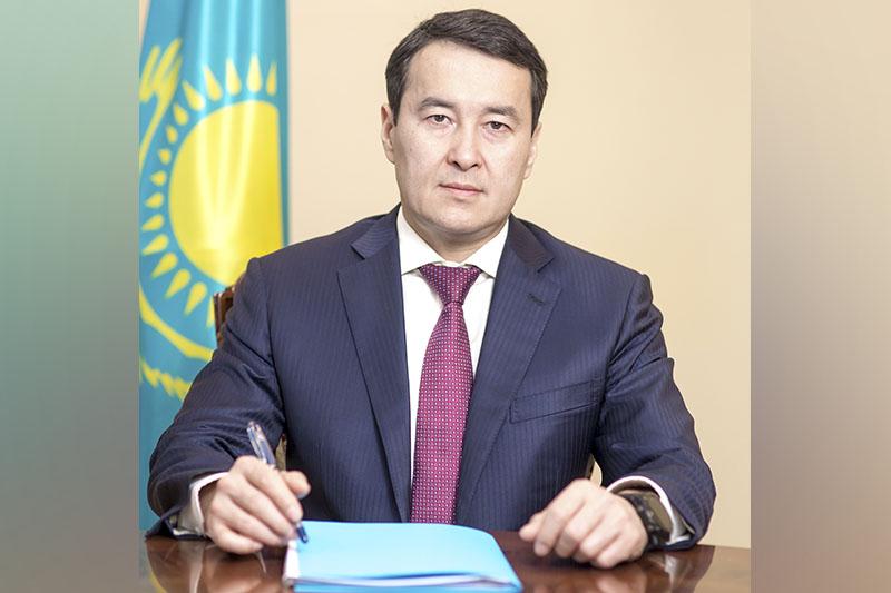 Alikhan Smailov appointed Kazakhstan's Representative to EEC Council