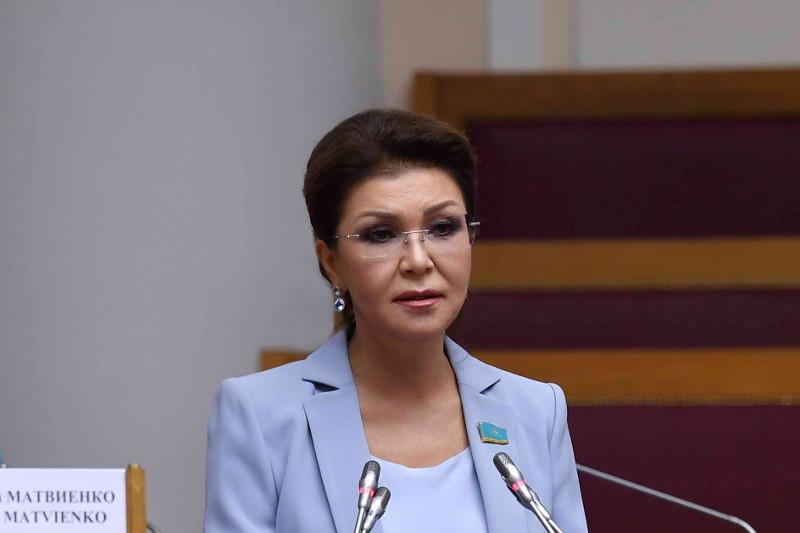 Дарига Назарбаева: Новые вызовы требуют активного взаимодействия нацпарламентов