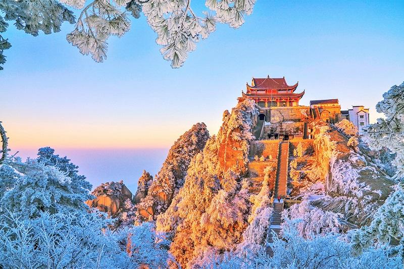 中国的九华山和沂蒙山入选教科文组织世界地质公园