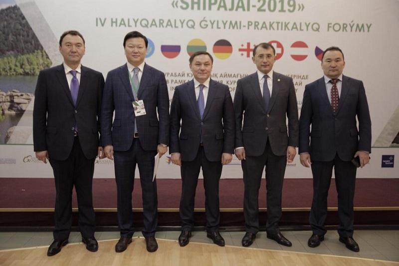 В Бурабае проходит международный форум «Шипажай»