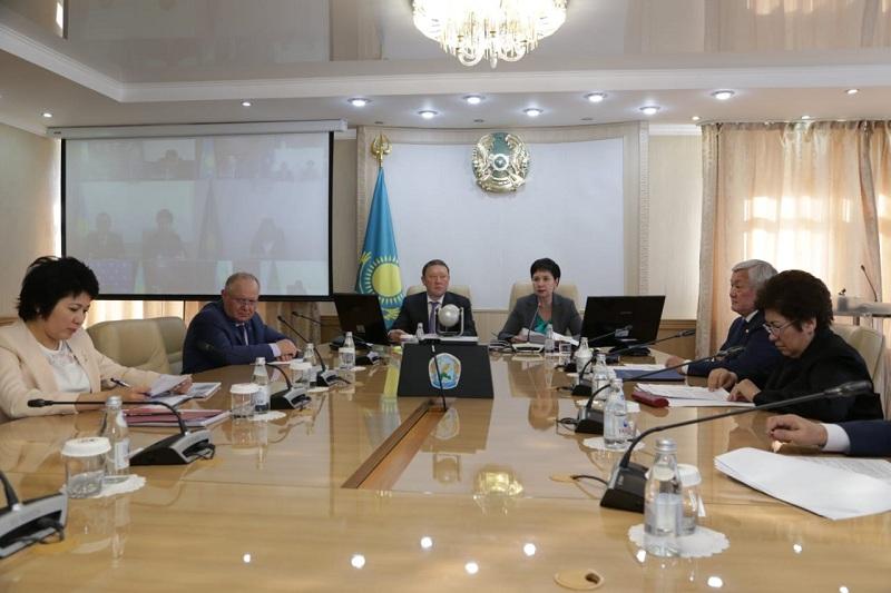 Правительственная группа встретилась с населением Северного Казахстана