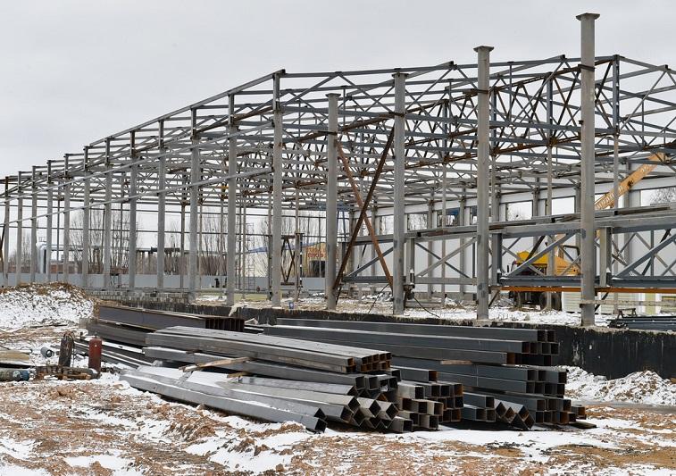 В современные предприятия превращают заброшенные здания в Петропавловске