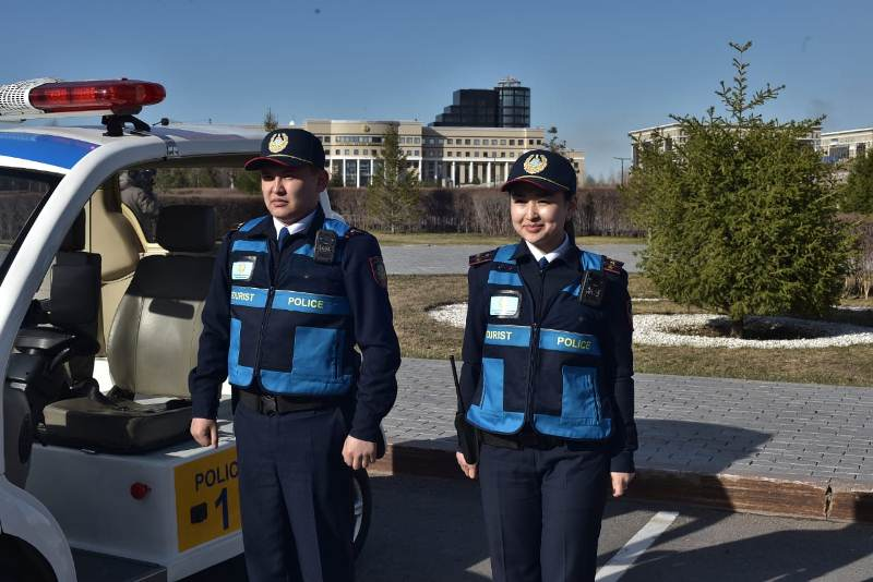 Kazakhstan establishes tourist police