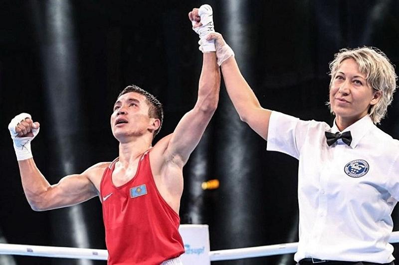 Кайрат Ералиев одержал первую для казахстанцев победу на чемпионате Азии по боксу