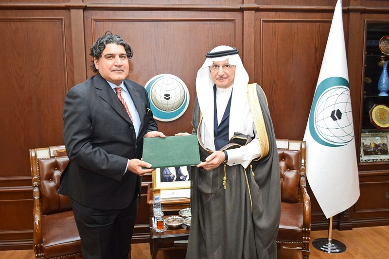 Pakistan joined Islamic Organization for Food Security