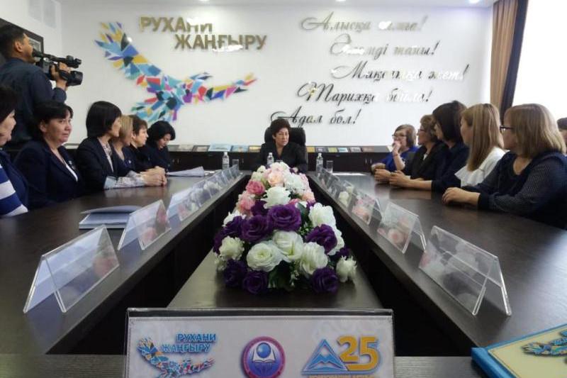 Біз оқушының алдында жауаптымыз - Күләш Шәмшидинова