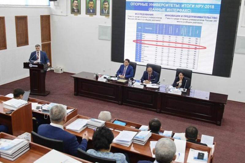 Науку и стартапы обсуждают ректоры вузов Казахстана и России в Павлодаре