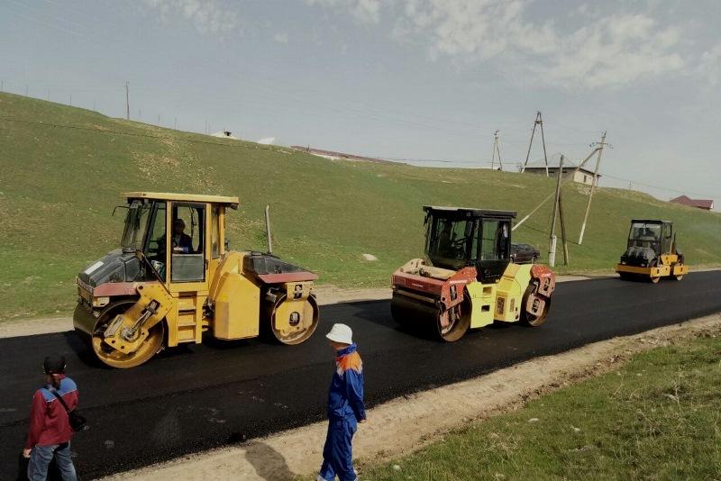 В Туркестанской области сдадут в эксплуатацию около 600 км дорог