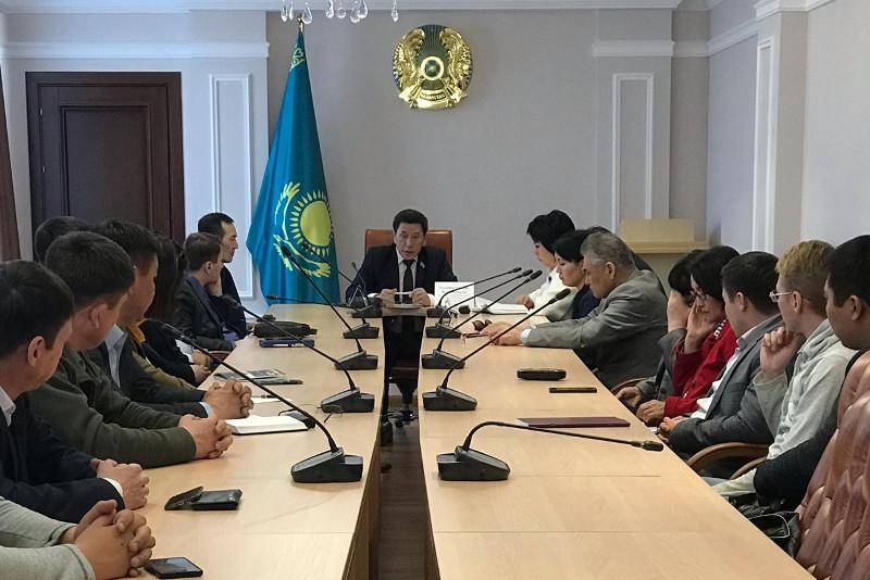 Батысқазақстандық кәсіпкерлер кезектен тыс Президент сайлауына қолдау білдірді