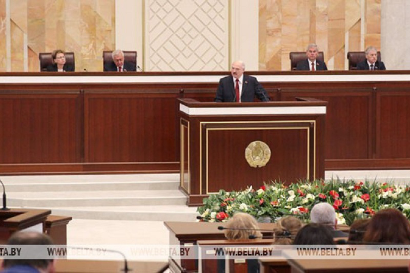 Belarus to hold presidential election in 2020