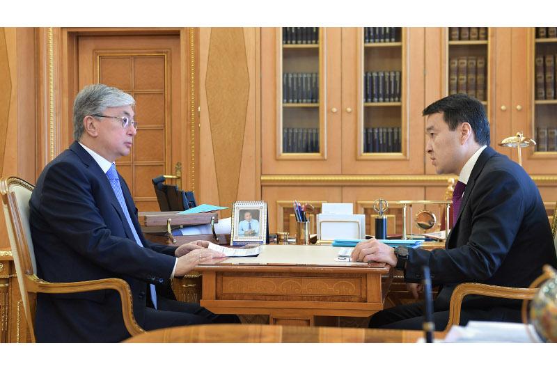 Президент РК указал на необходимость увеличения поступлений в госбюджет