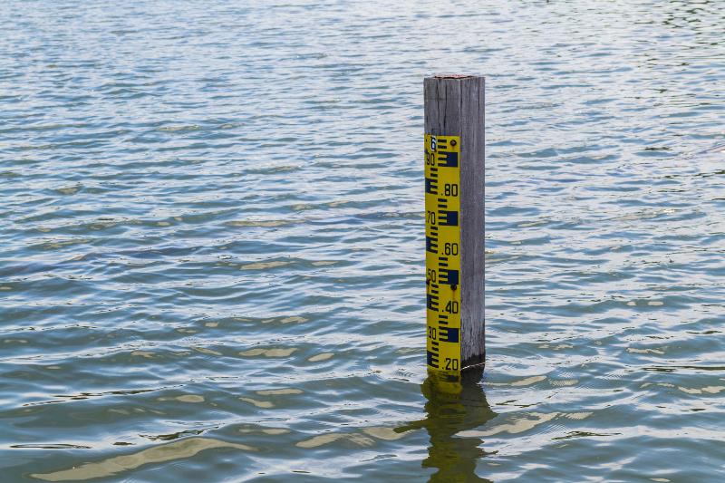 О подъеме уровня воды в реках предупредили жителей ряда областей