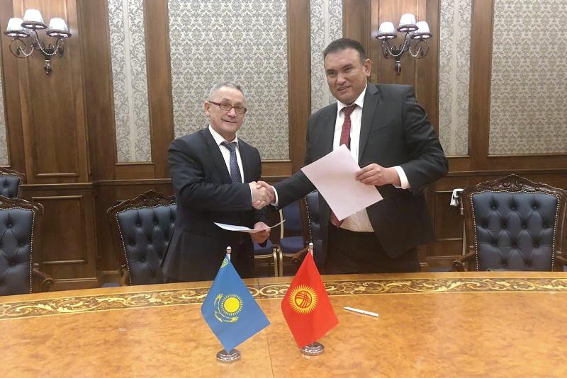 Kazakhstan, Kyrgyzstan hold consular consultations in Bishkek