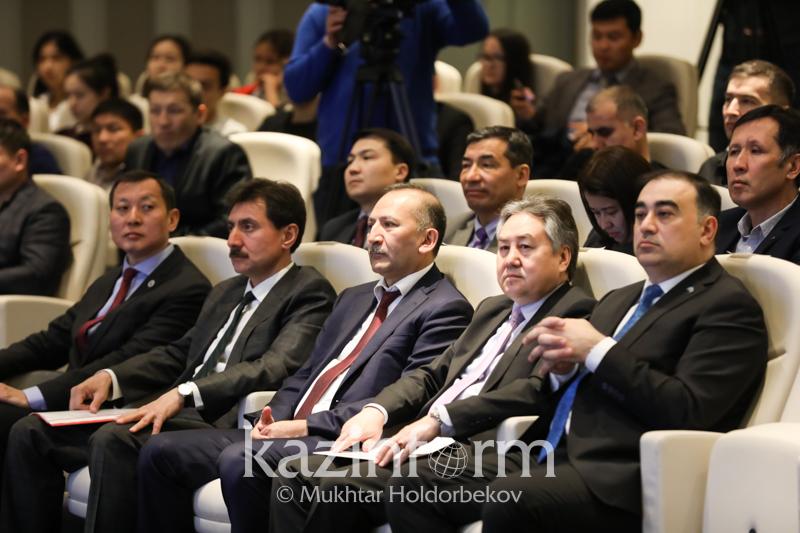 Книги «Түркі интеграциясының архитекторы» и «Елорда эпопеясы» презентовали в Нур-Султане
