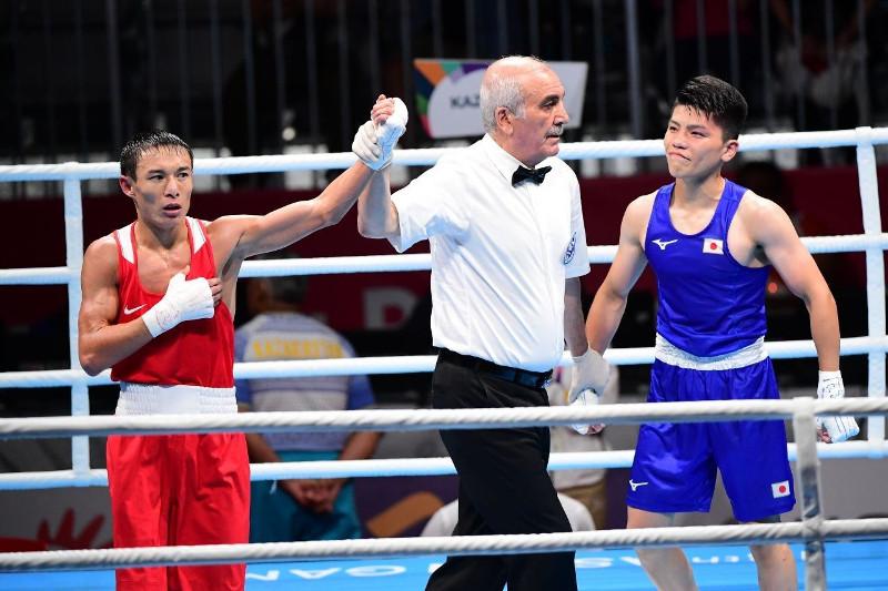 Азия чемпионаты: Қазақстандық екі боксшы ширек финалға шықты