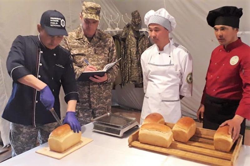 Лучшие военные повара и пекари будут участвовать в «Полевая кухня» АрМИ 2019