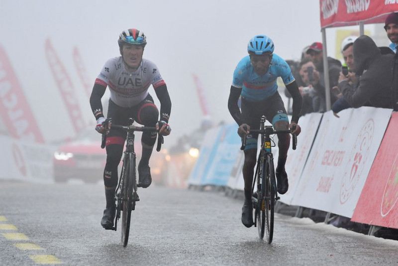 Astana's Kudus finishes 3rd in Tour of Turkey Stage 5