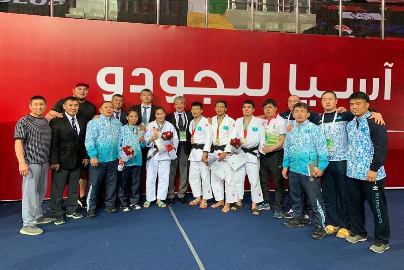 Дзюдо: Қазақстан құрамасы Азия чемпионатының алғашқы күнінде көш бастады