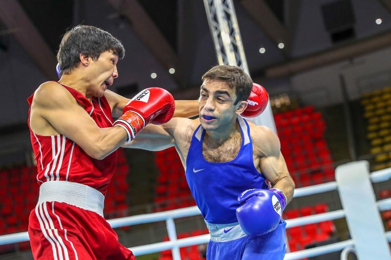 Азия чемпионаты: Боксшы Әнуар Мұзаппаров ширек финалға шыға алмады