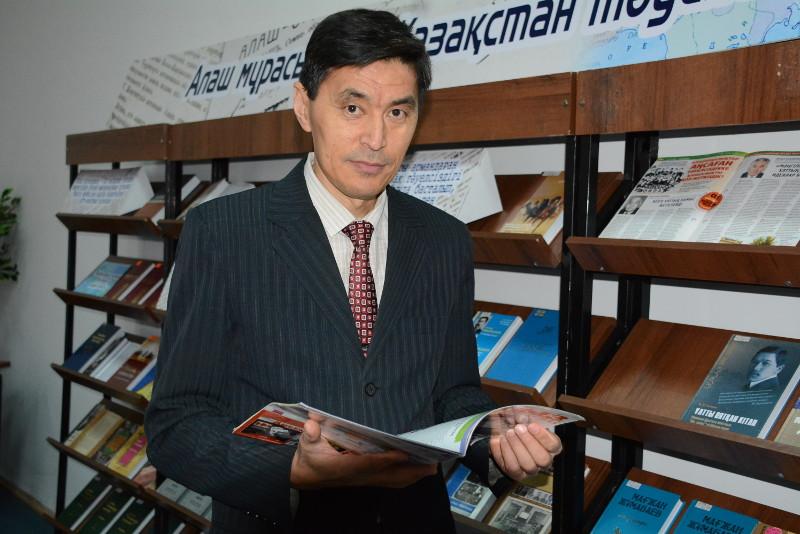 Роль Елбасы в создании Ассамблеи народа Казахстана неоценима - Ардак Капышев