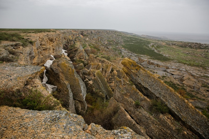 Atyrau rgn to build Zheltau plateau nature park