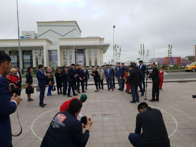 阿拉木图州举办国际会议 宣传哈萨克文化