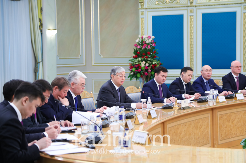 Republic of Korea is one of the priority countries for Kazakhstan, Tokayev