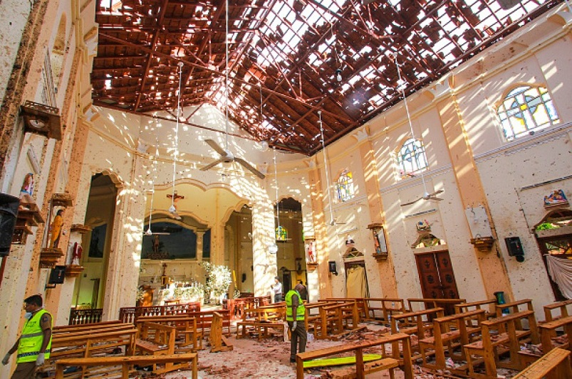 Death toll in Sri Lankan terror attacks soars to 290