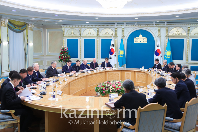 We will support our Korean brothers in Kazakhstan, President