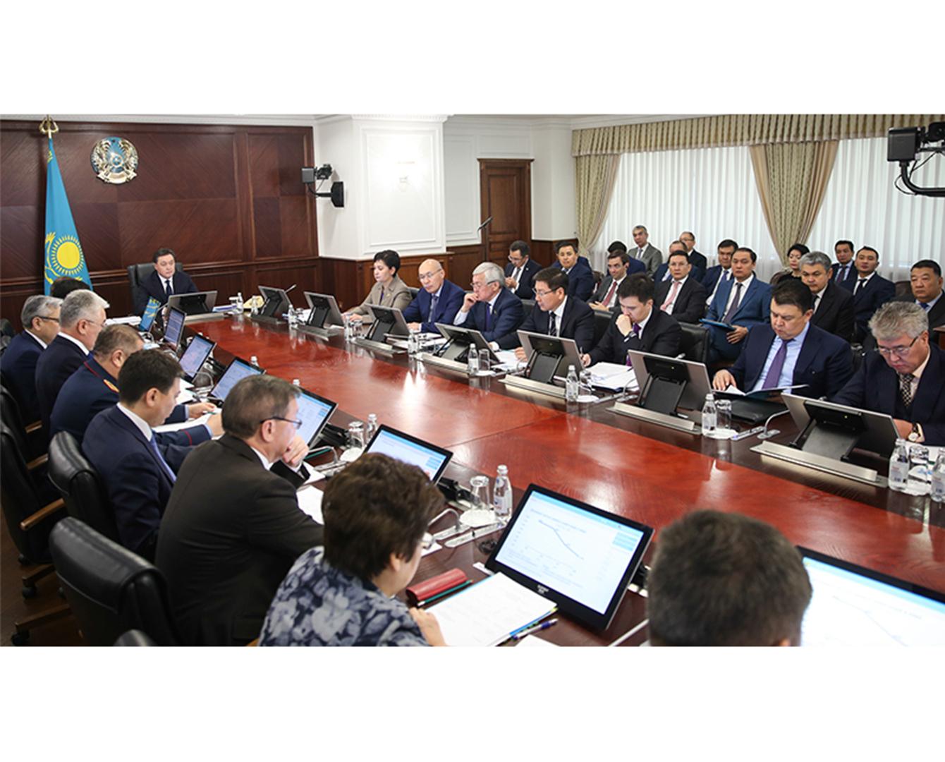 哈萨克斯坦成立吸引投资协调理事会