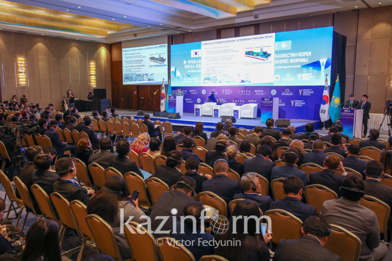 哈萨克斯坦-韩国商业理事会取得了哪些成果