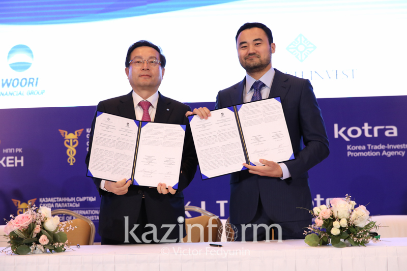 Over 1,000 South Korean companies functioning in Kazakhstan