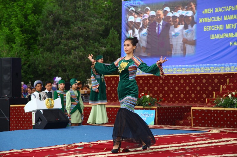 В Туркестане стартовал чемпионат «WorldSkills Turkestan-2019»