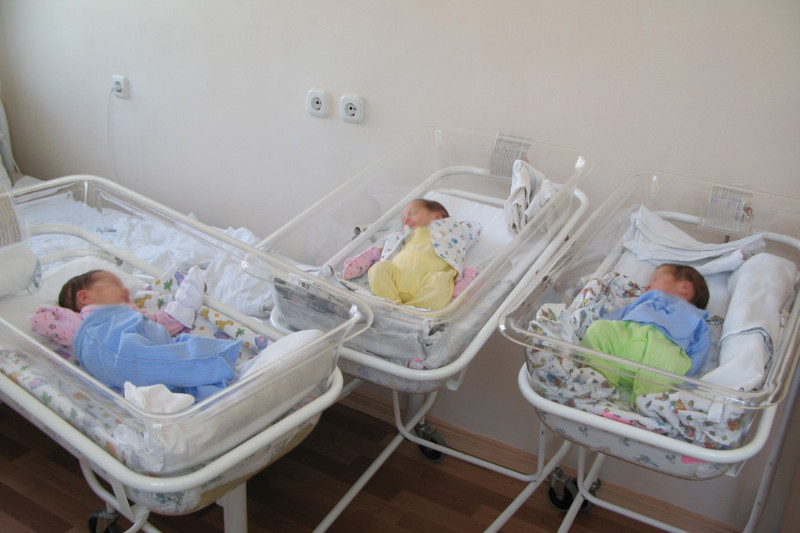 Kyzylorda welcomes first triplets in 2019