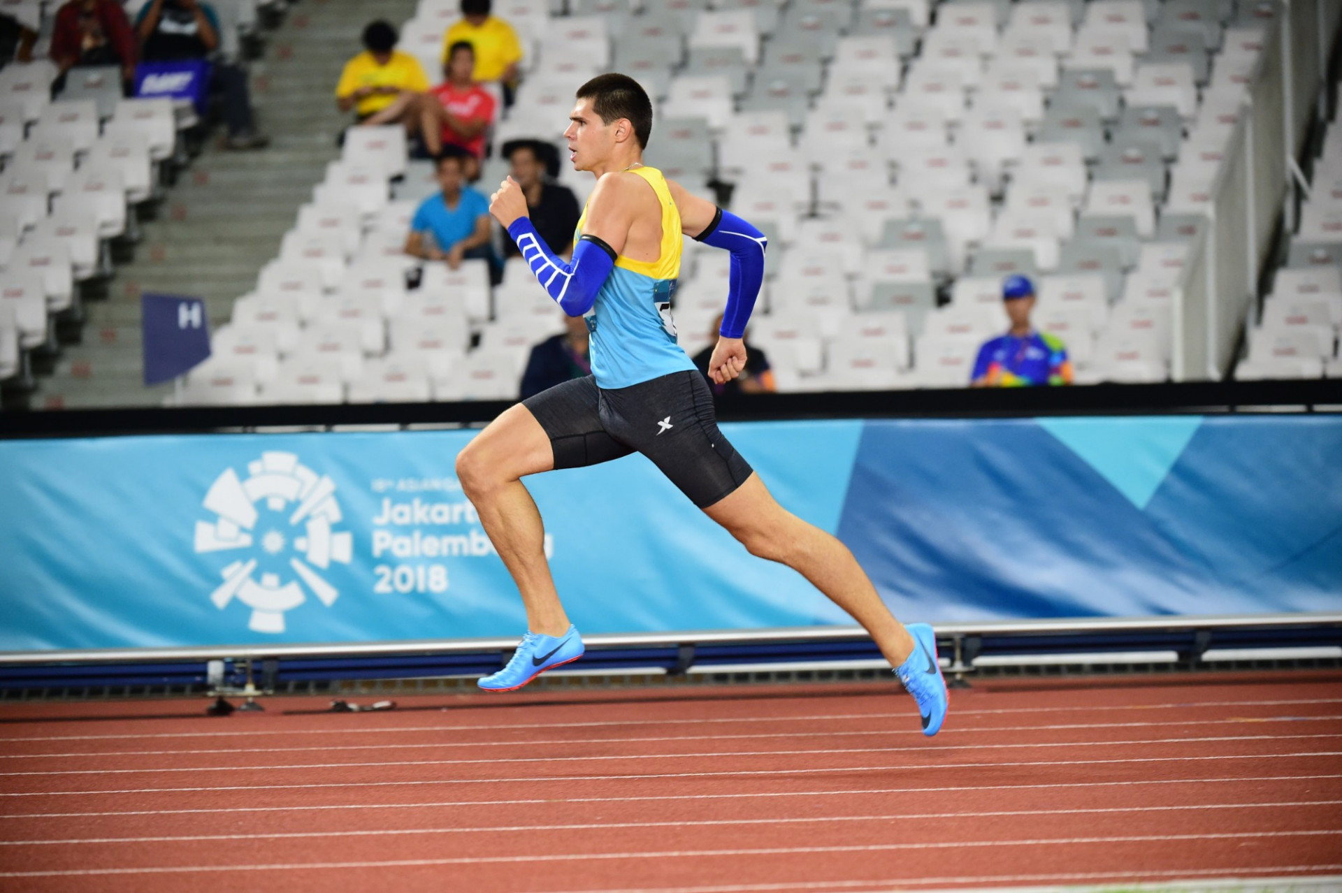 Field and track athlete Litvin breaks new record of Kazakhstan