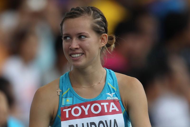Ольга Сафронова 100 метрге жүгіруден Азия чемпионатында топ жарды