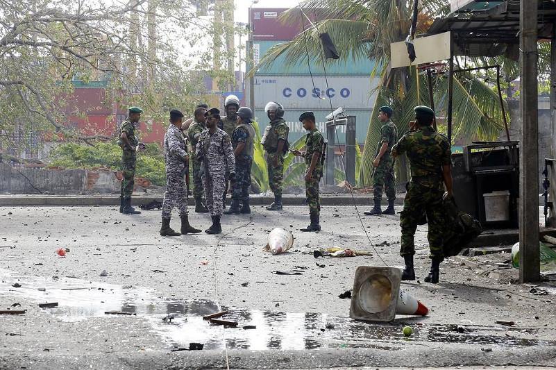 斯里兰卡系列爆炸遇难人数升至310人